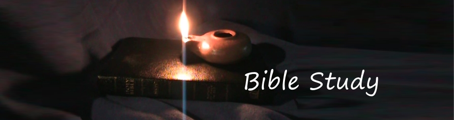 Bible Study, The Man & His Letters
