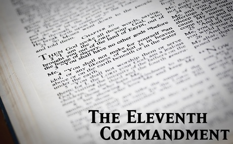 11th Commandment Study & Conversation – Mondays