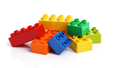 Learning with LEGO Blocks!