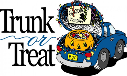 Trunk or Treat at Hope